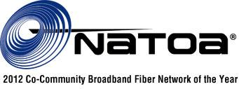 NATOA 2012 Broadband Fiber Network of the Year