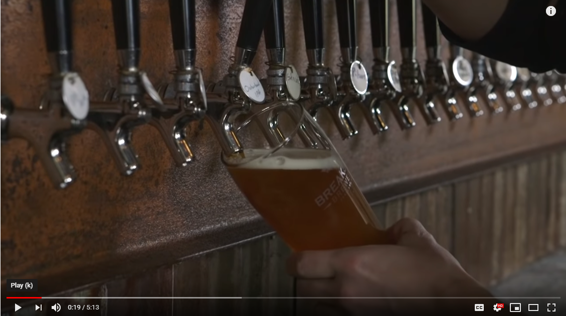Breakside Brewery Video Still