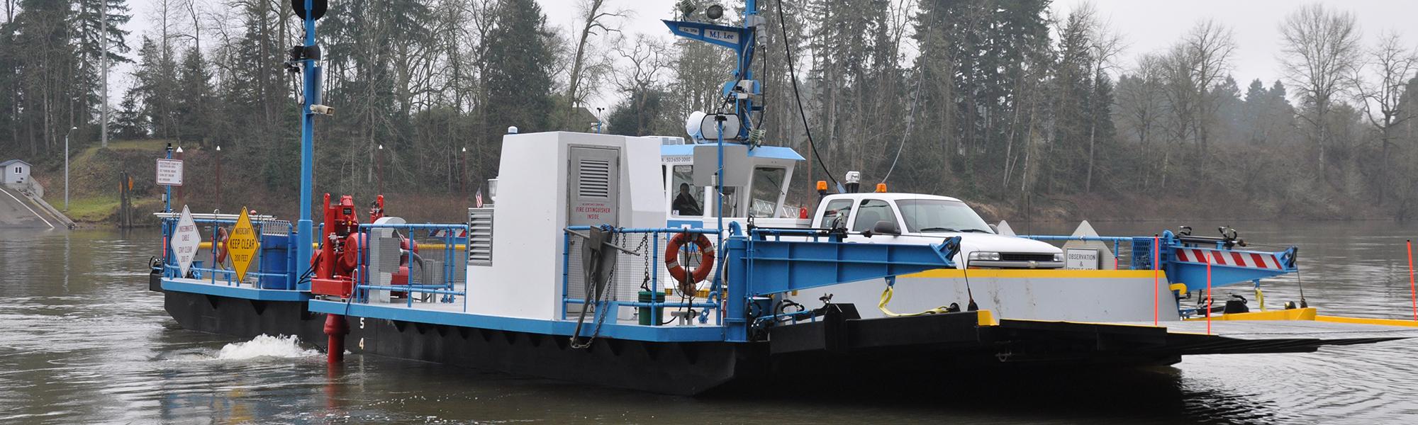 Canby Ferry Alternatives Feasibility Study Clackamas County
