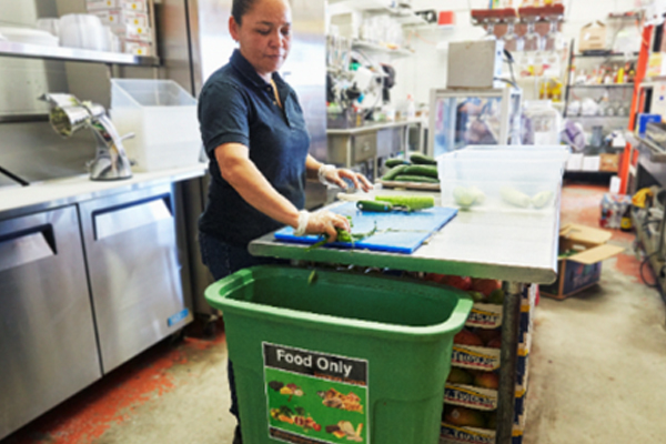 Reduce Food Waste at your Restaurant