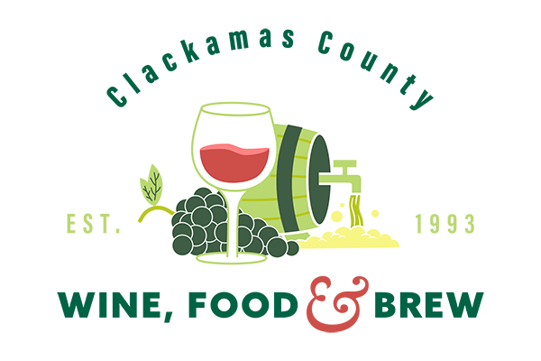 Canby Wine, Food and Brew logo