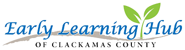 Early Learning Hub of Clackamas County logo