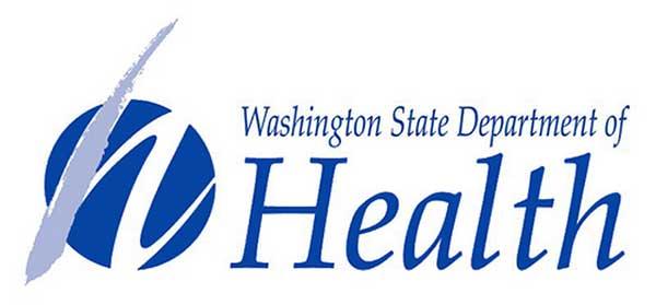 The Washington State Department of Health logo
