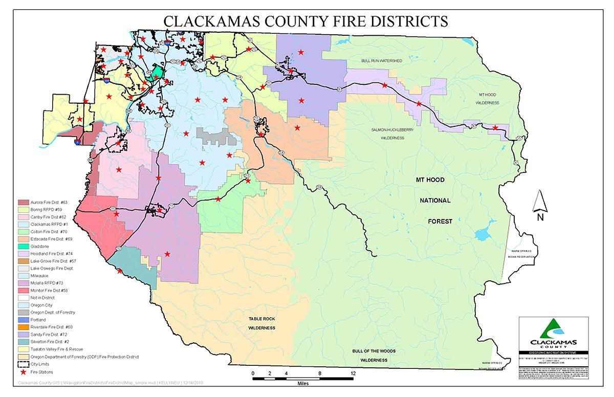 Online Atlas | Clackamas County on