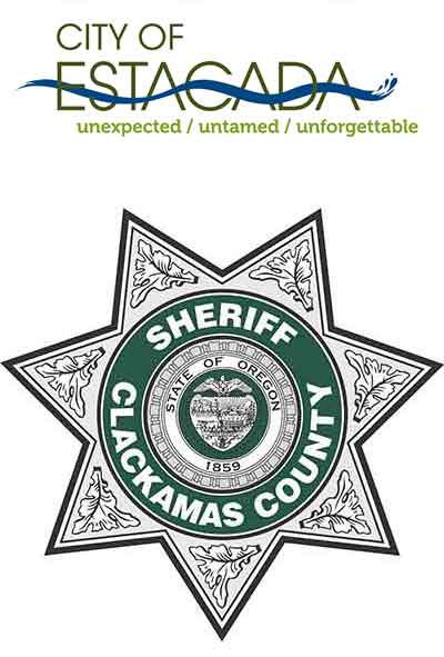 Estacada and Clackamas County Sheriff's Office