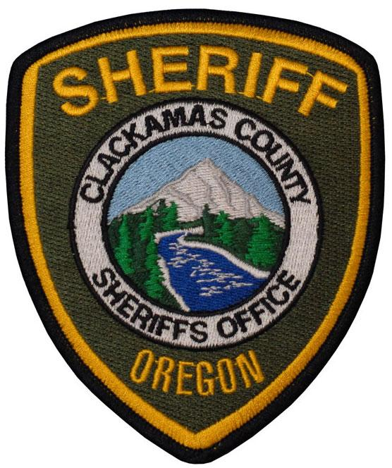 Sheriff's Office patch