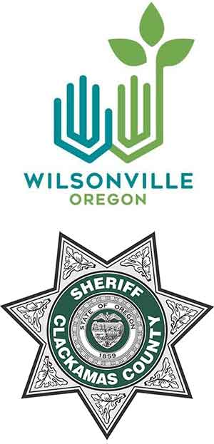 Wilsonville and Clackamas County Sheriff's Office