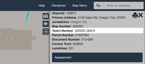 finding your tablet number with CMap