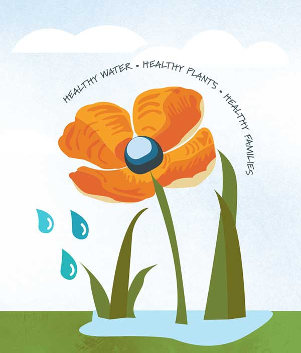 Healthy Water. Healthy Plants. Healthy Families.