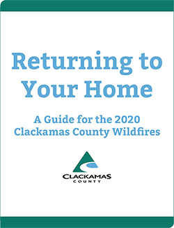 Returning to Your Home