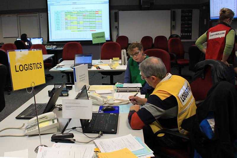 Clackamas County Emergency Management Cities Exercise