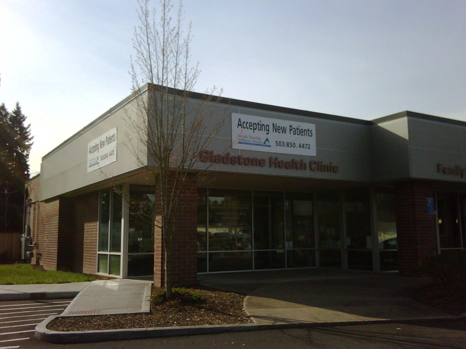 Gladstone Health Center | Clackamas County