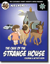 The Case of the Strange House