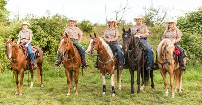Requi Sheriffs Posse Members - Keshowazo