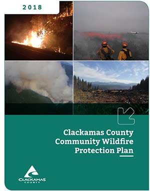 Clackamas Community Wildfire Protection Plan (CCWPP)