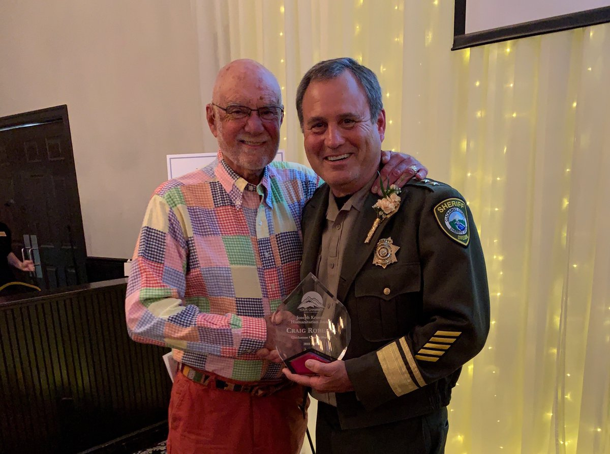 Sheriff Award