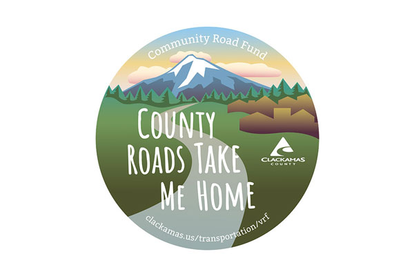 Community Road Fund, County Roads Take Me Home