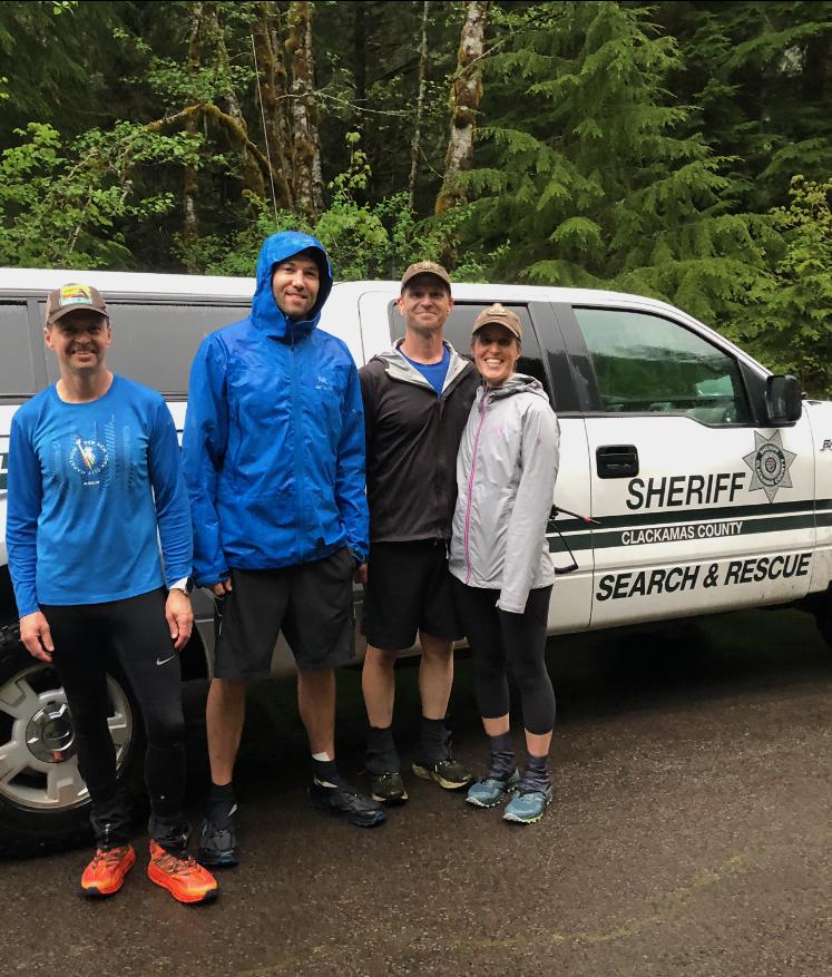 Trail Running SAR Team