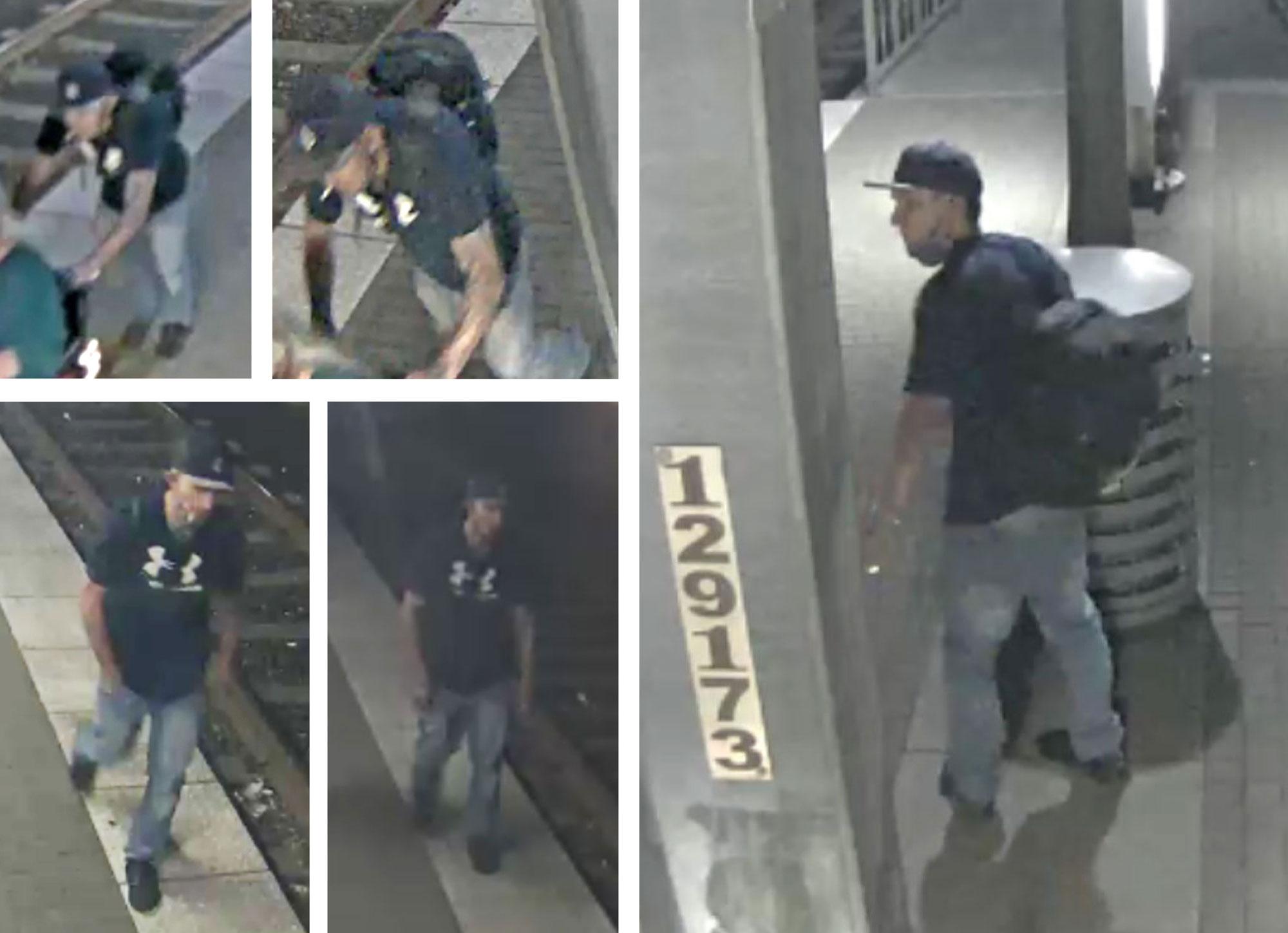 Suspect collage