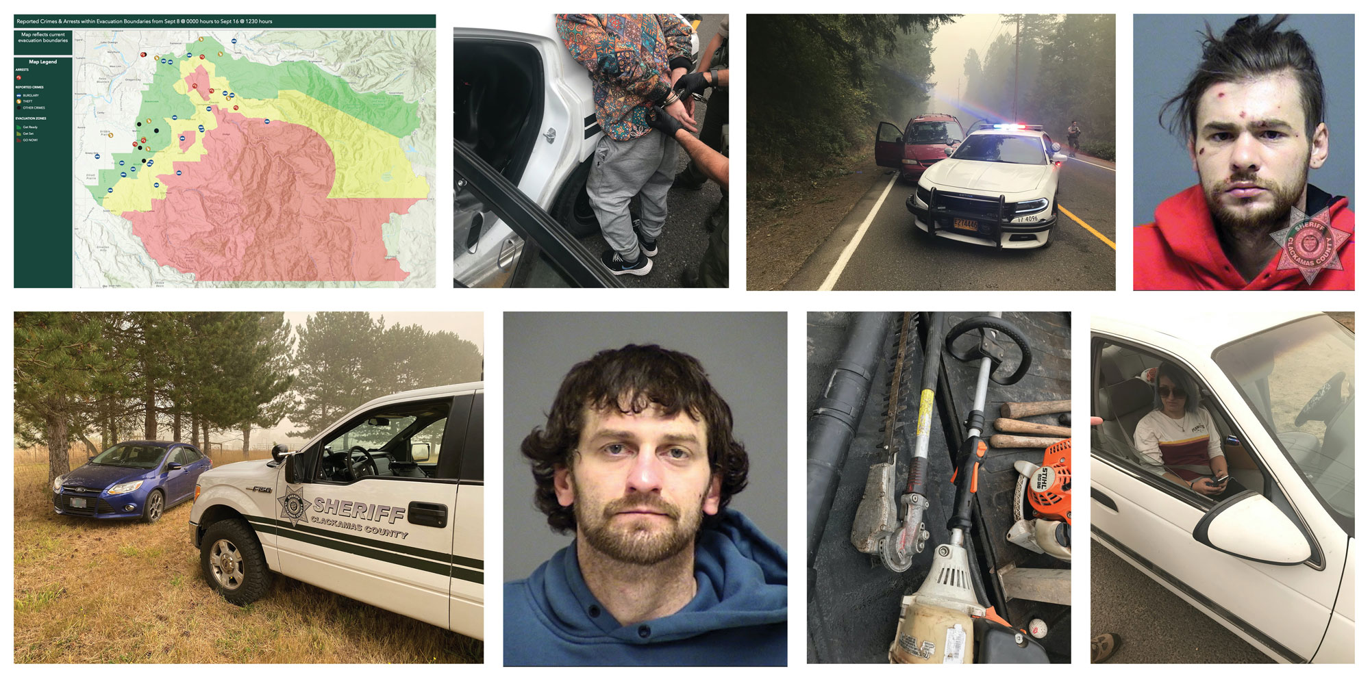 MORE Tales from the #ClackamasWildfire Patrols