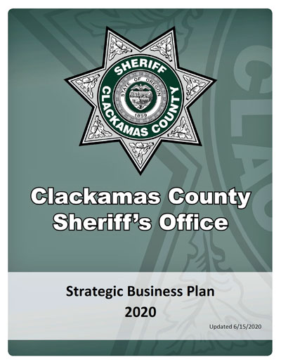 Strategic Business Plan cover