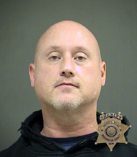 Booking photo: Christian David Perry