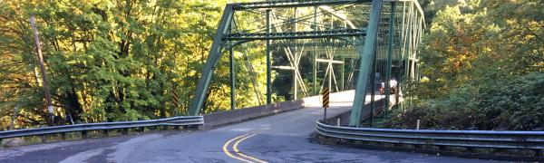 Bull Run Truss Bridge
