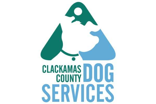 Clackamas County Dog Services logo