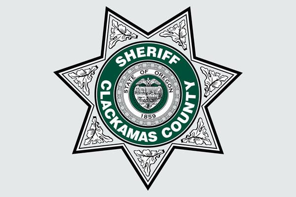 Clackamas County Sheriff's Office badge/seal