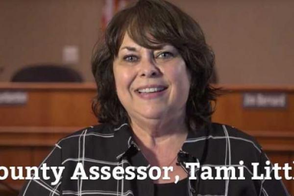 County Assessor, Tami Little